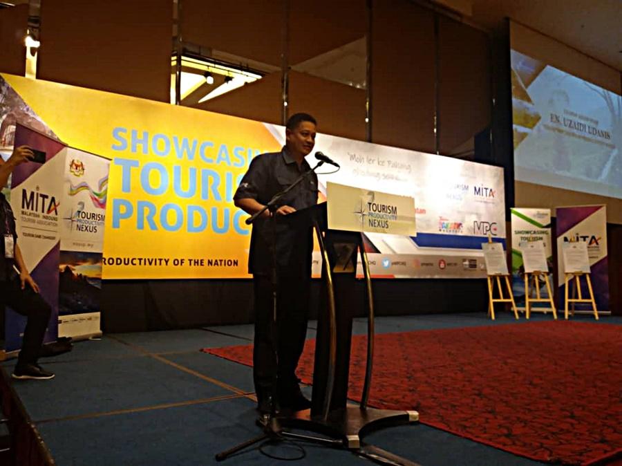 Program Showcasing Tourism Product (STP) Unik Kerana Libatkan Semua Peringkat Industri Pelancongan