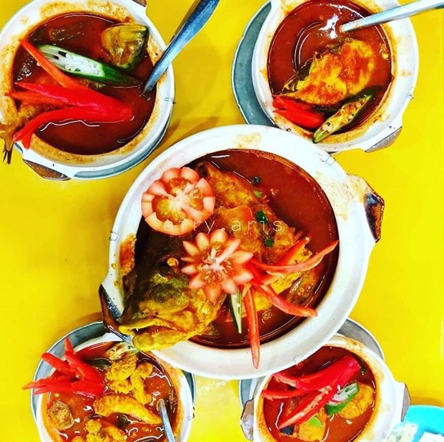 Travelogue Malaysia Melaka Dan Muar Food Trail, Trip Laluan Sutera Makanan Melayu (Siri 1)