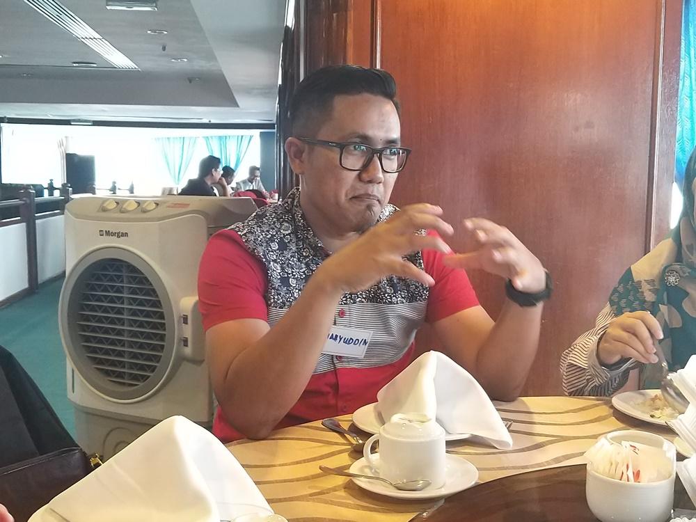 Nasi Dagang Din Cerita Sukses ITB Terengganu