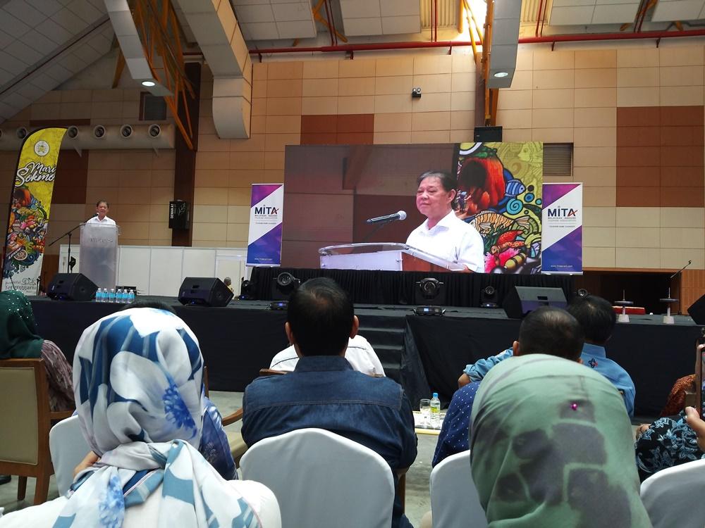 Menteri Puji Usaha MITA dan MPC Tingkatkan Produktiviti Pelancongan