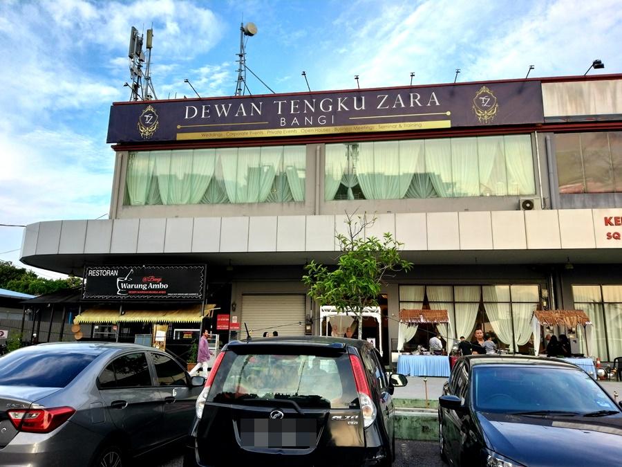 Bufet Ramadan Dewan Tengku Zara Berharga RM55 Termurah Di Lembah Klang?