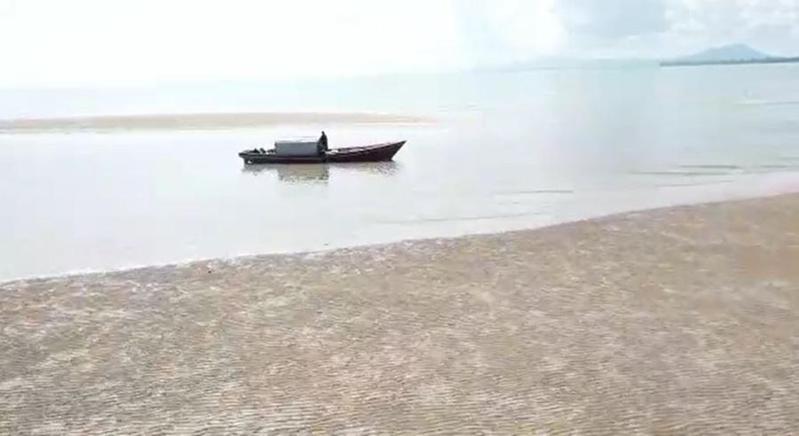 Sky Mirror Sudah Ditemui Di Sarawak, Kini Hanya Tunggu Masa Jadi Viral Dan Diserbu Pelancong