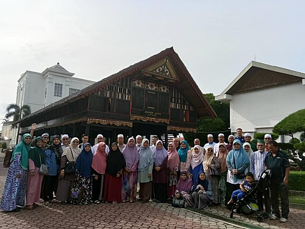 Abu Naufal Travel Bawa Anda Kembara Bumi Aceh Jejak Tamadun Islam, Kesan Tsunami Dan Sejarah