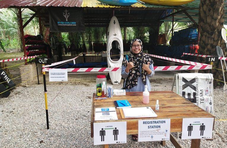 Mesti Rasai Pengalaman Whitewater Rafting Dengan River Explorer Dan Tidur Dalam Khemah Di PUBG Camp, Gopeng