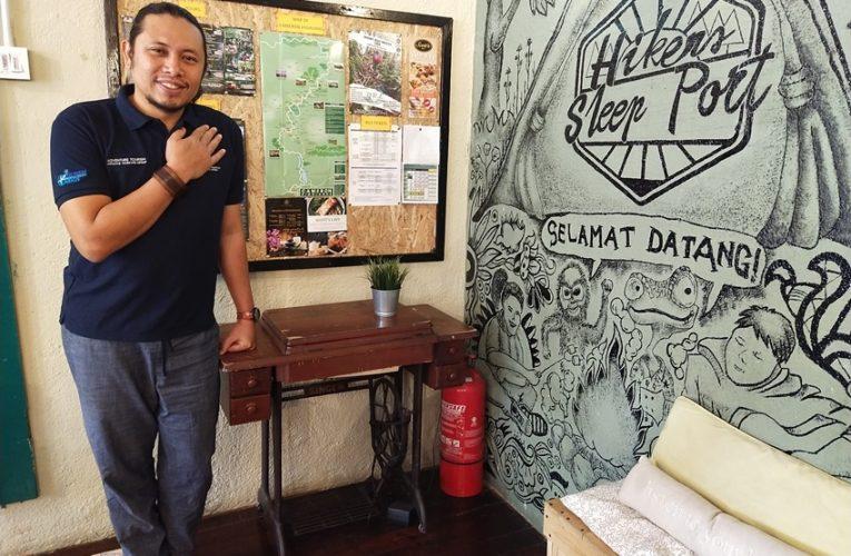 Malaysia Tourism Excellence : Hikers Sleep Port Tempat Lepak Ala Rumah Melayu Dan Balik Kampung