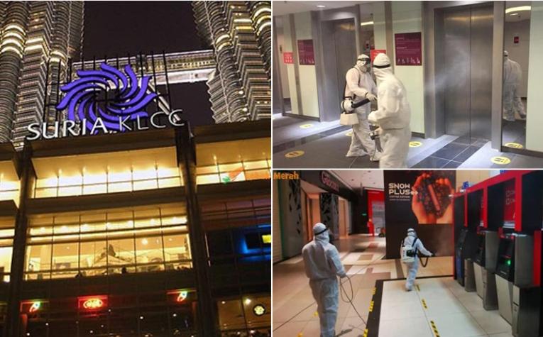 Awas!! 6 Shopping Mall Ini Dilaporkan Ada Kes Covid-19