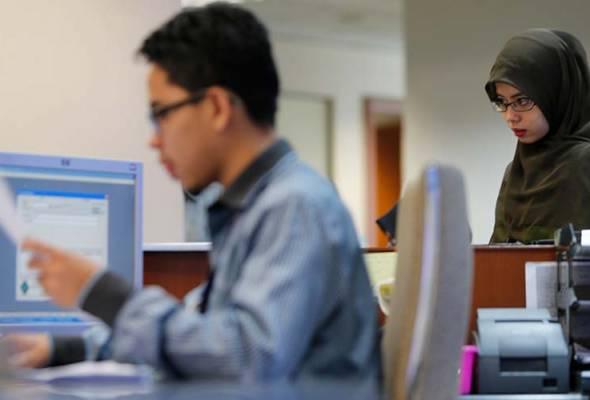 30 Peratus Saja Dibenar Masuk Pejabat Mulai 22 Okt