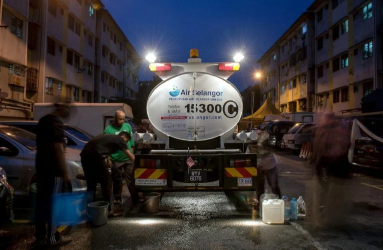 Bekalan Air Di Selangor Akan Pulih Bermula 8 Malam Ini?