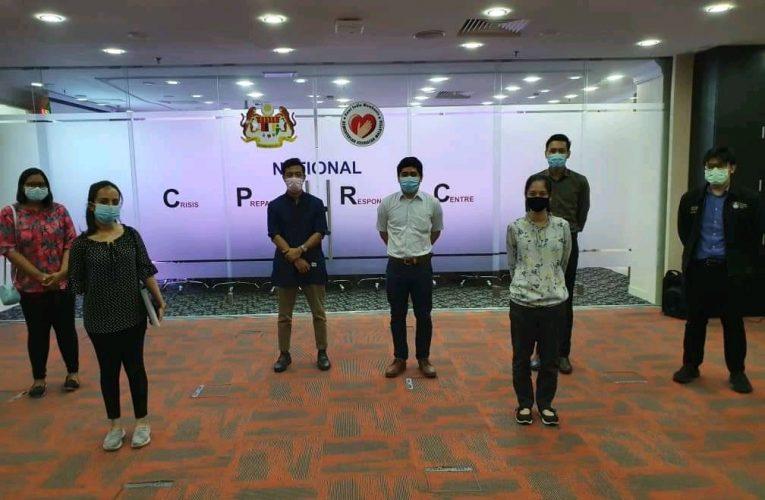 CPRC KKM Sediakan Maklumat Harian COVID19 Kurang 4 Jam Setiap Hari