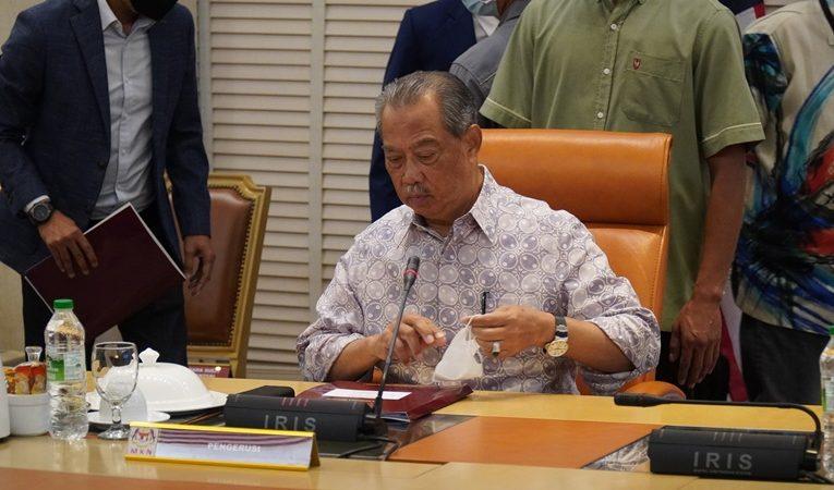 PM Beri Jaminan Penularan COVID-19 Terkawal Dan Kerajaan Mampu Bendung Situasi
