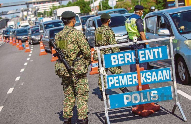 PKPB Di KL, Selangor Dan Putrajaya Mulai 14 Oktober