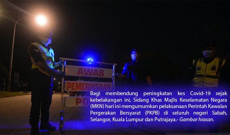 Kluster Terbesar Selangor Merebak Ke Generasi Ke-6, KKM Ambil Langkah Tepat