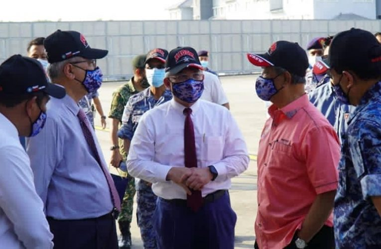 COVID-19 : RM164 Juta Untuk 'Hijaukan' Seluruh Sabah
