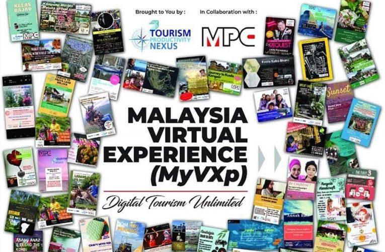 Bajet 2021 : TPN Bimbing Penggiat Industri Untuk Pelancongan Digital Selaras Galakan Digitalisasi Perniagaan