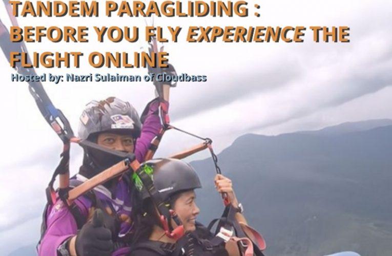MyVXp : Bersama Hos Mohd Nazri, Rasai Seolah-Olah Terbang Paragliding Secara Maya
