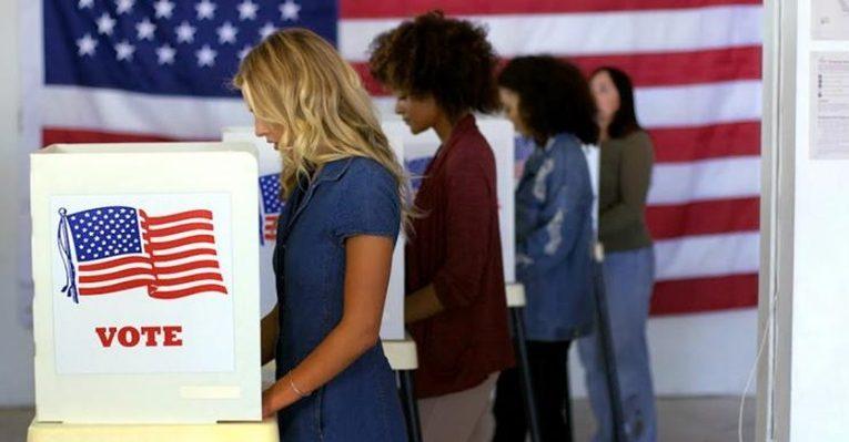 Individu Positif Covid-19 Dibenar Keluar Mengundi Di Amerika