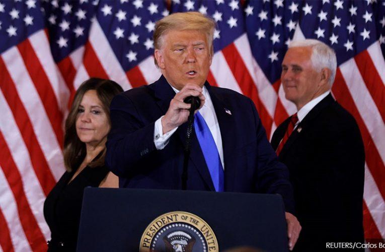 Trump Dakwa Sudah Menang Besar! Malam Ini Umum