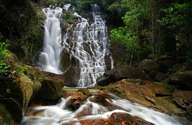 Dedah Ilmu Ambil Gambar Kecantikan Air Terjun, Sesi Malaysia Virtual Experience Dr Ali Shamsul Kongsi Ilmu Fotografi