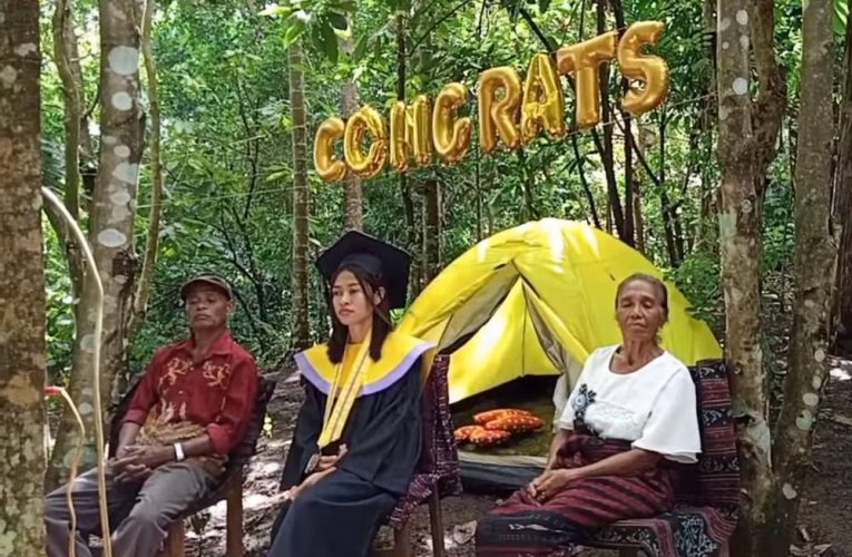 Video: Konvo Di Dalam Hutan, Cari 'Signal' Internet Punya Pasal
