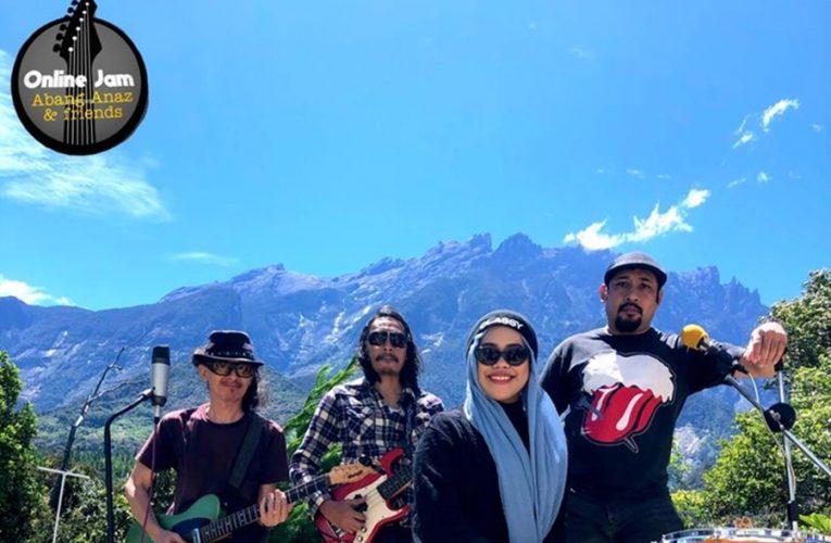 Persembahan MyVXp Abang Anaz & Friends, Menyanyi Sambil Beramal Untuk Orang Kundasang, Sabah Yang Memerlukan