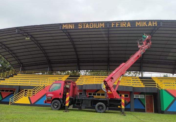 Tak Patut Letak Nama 'Ffira Mikah' Di Stadium Mini – Kerajaan Kedah