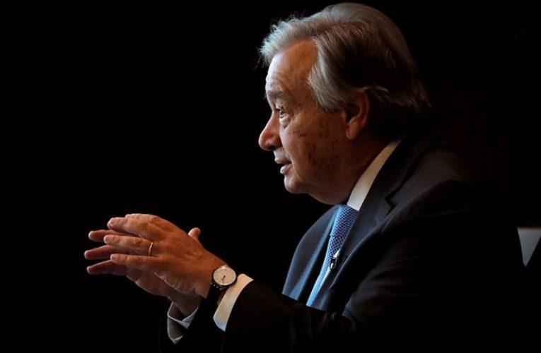 COVID-19 : Setiausaha Agung PBB Kata, Sains Berjaya Tapi Solidariti Gagal