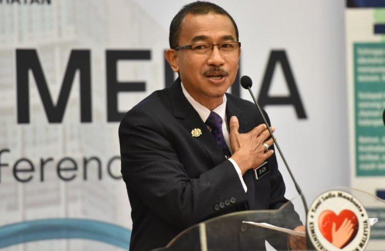 Dakwaan Timb Menteri Kesihatan Langgar PKP Tak Benar