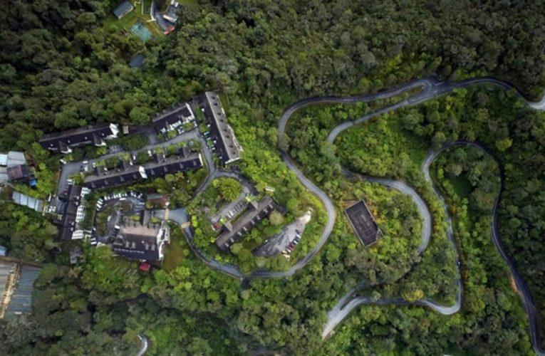 Tinggal Cameron Highlands Sahaja Kekal Zon Hijau Di Semenanjung