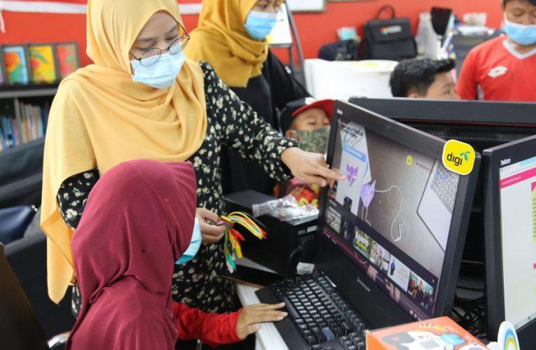 Digi Sedia Internet Percuma Untuk 12 PPR, Pelajar Boleh Ikuti PdPR Tanpa Gangguan