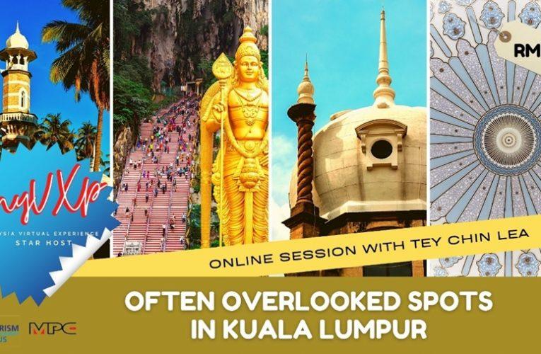 Nikmati Persembahan MyVXp Tey Chin Lea, Anda Takkan Terlepas Pandang Lagi Tempat Menarik Di KL