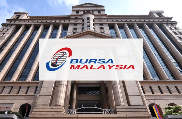 Bursa Malaysia Makin Positif, Cecah Paras 1,600