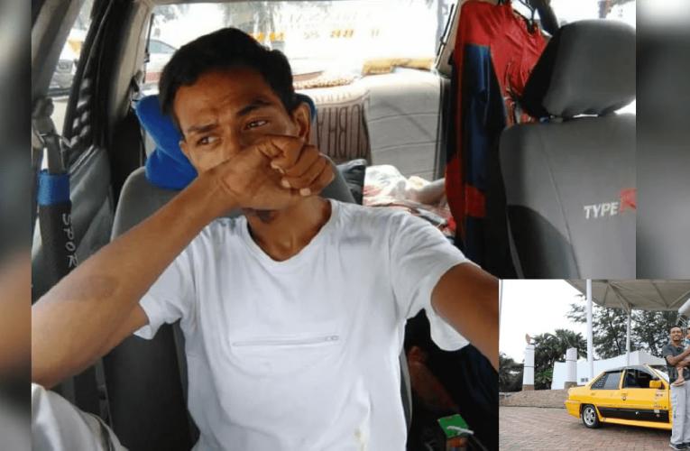Akibat Sudah Tiada 'Job' Ketika PKP, Badut Tinggal Dalam Kereta Sejak Setahun Lalu